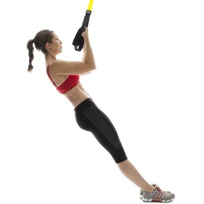 TRX biceps