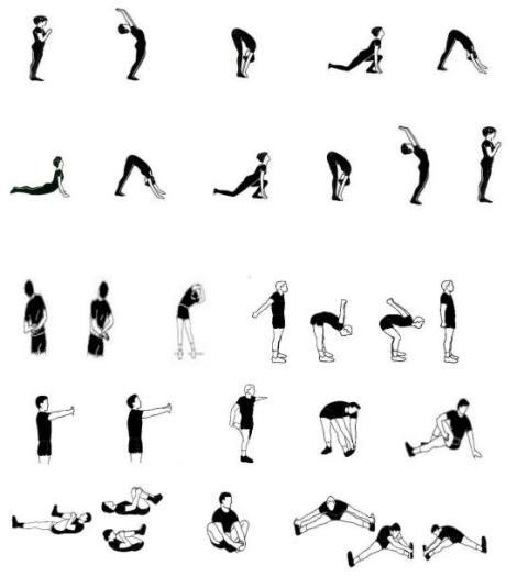 Statische stretching