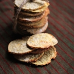 Kikkererwten crackers