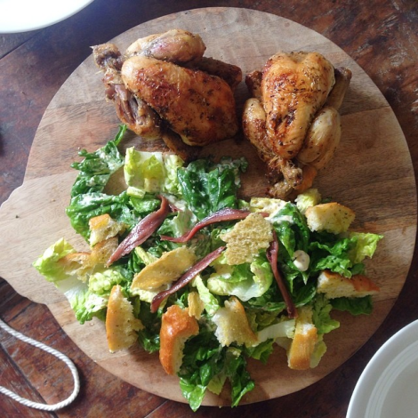 Caesar Salad van Jade